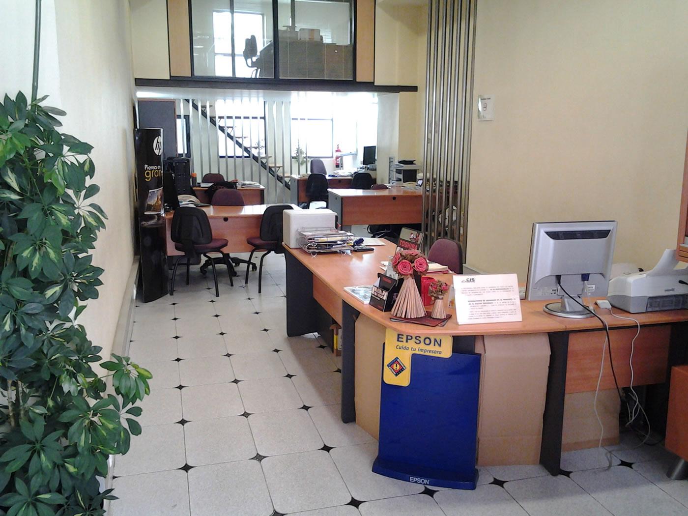 AISO: Centro informático soriano S.L.