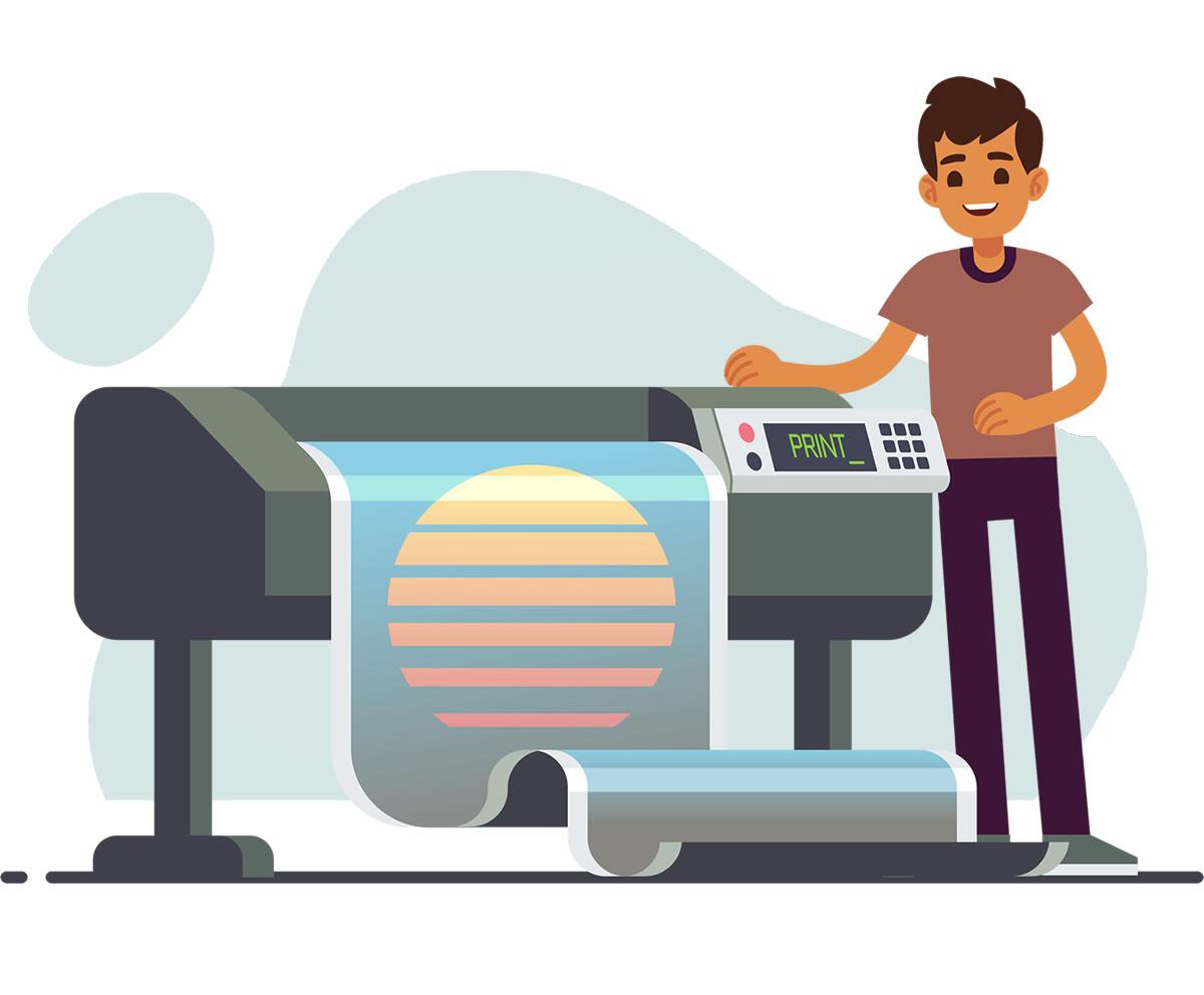 AISO: Sistemas de impresión